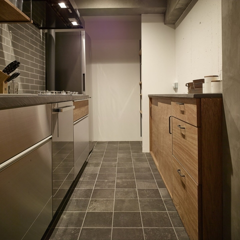 SQUARE Renovation project @S-TYPE 千里/ KITCHEN