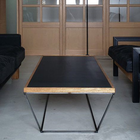003_IRON LOW TABLE