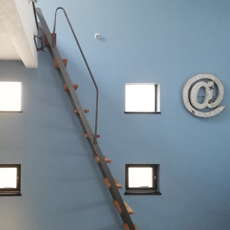 013_ロフトはしご