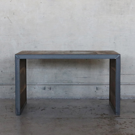 081_sofa side table/WN