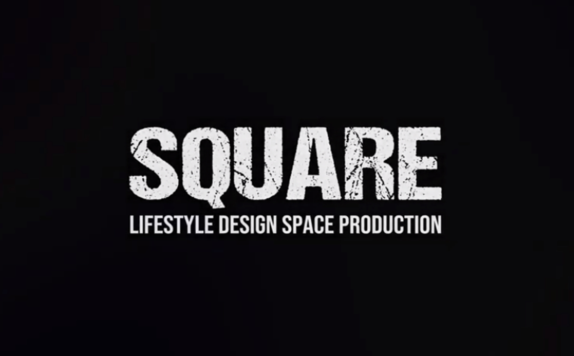 SQUARE FURNITURE PV