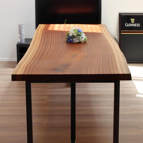 169_一枚板テーブル