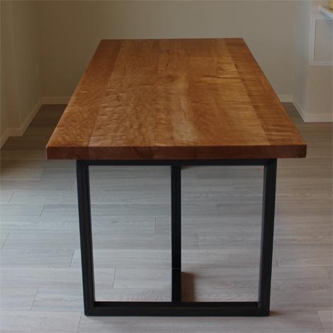 170_一枚板テーブル/カバ桜