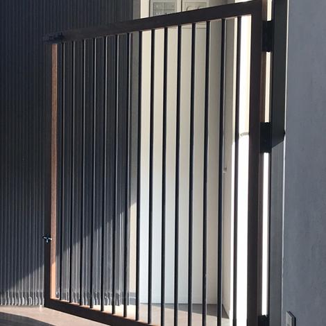 228_ペット用ゲート