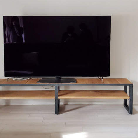 248_TVボード/OAK