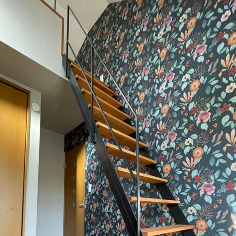 264_ロフト階段