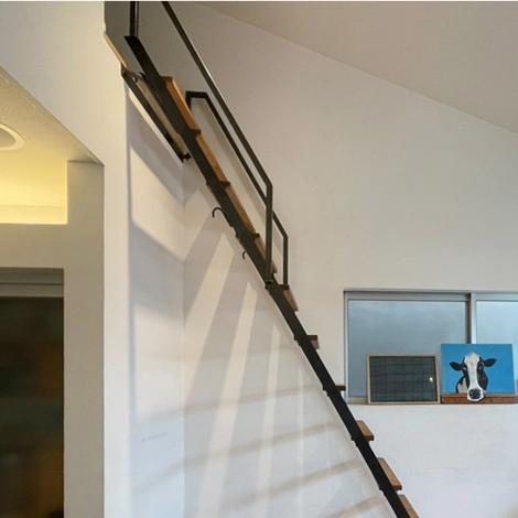 265_ロフト階段