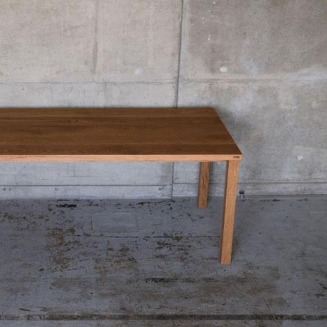 285_木脚ダイニングテーブル